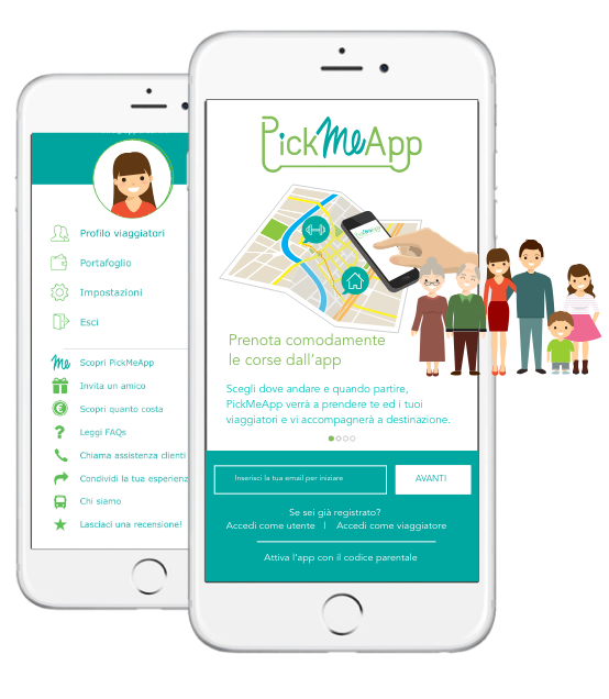 App PickMeApp